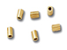 14K Gold - Crimp 1.5x2mm