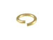 14K Gold - 4mm Jumpring (025)