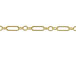 14K Gold - &#39 Long & Short&#39  Chain