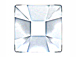 32  Crystal - 25mm 2483 Mosaic  Swarovski Flatback Glue On Flat Backs