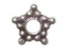 8mm 5-Point Star Bali Bead