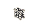 5mm Square Bali Fancy Double Daisy Bead