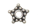 6.75mm 5-Point Star Bali Bead