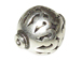 10.8mm Filigree Bali Style Silver Bead Bulk Pack of 50