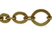 Steampunk Antique Brass Link Chain