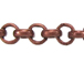 Rolo Antique Copper Plated Chain
