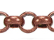 Antique Copper Plated Rolo Chain