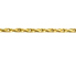 Gold Filled Beading Chain, 0.7mm, Italian
