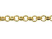 Gold Filled Rolo Chain, 1.5mm
