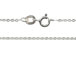 18-inch Sterling Silver Cable Chain