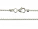 16-inch Sterling Silver 1.7mm Popcorn Chain With Bright Finish