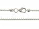 22-inch Sterling Silver 1.7mm Popcorn Chain With Bright Finish Bulk Pack of 50