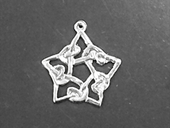Sterling Silver Celtic Pentacle