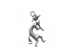 Sterling Silver Kokopelli - Right