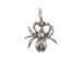 Sterling Silver Spider Charm with Jumpring