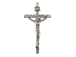 Sterling Silver Large Crucifix Charm