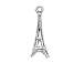 Sterling Silver Eifel Tower Charm