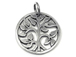 Tree of Life Sterling Silver Charm
