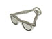 Sterling Silver Sunglasses Charm