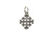 Sterling Silver Multi Cross Charm with Jumpring