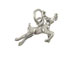 Sterling Silver Reindeer Charm with Jumpring