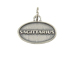 Sterling Silver Sagittarius Zodiac Pendant Charm with Jumpring