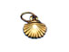 Gold-Filled Shell Charm