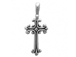 Sterling Silver Cross Charm - LP1877