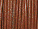 25 Meters - Brown 1.75mm Round Indian Leather Cord