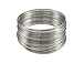 1 Ounce - Beadalon Stainless Steel Bracelet Memory Wire