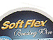 100 Feet - Soft Flex .019 inch MEDIUM 49 Strand Wire  Clear (Satin Silver)