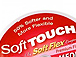 100 Feet - Soft Touch .014 inch FINE 21 Strand Wire  Clear (Satin Silver)