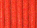 Waxed Cotton Cord 2mm Round Coral Red 100 Meter or 328 feets