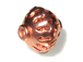 12.5x12.5mm Fancy Filigree Bright Copper Bead