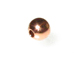 2mm Seam Copper Bead