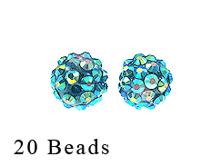 14mm basketball wives inspired paparazzi earring beads for Paparazzi jewelry wholesale prices