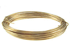 16 Gauge Gold Filled Round Wire Dead Soft