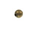 Round Antique Brass Bead