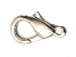 Silver plated Base Metal Lobster Claw