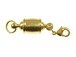 E-Z Magnetic Hamilton Gold Plated Converter Clasp