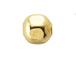 Gold Filled 4mm Faceted Round Bead