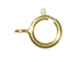 5mm Gold Filled Spring Ring Clasp