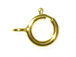 6mm Gold Filled Spring Ring Clasp