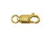 14K Gold-Filled 8x3mm Lobster Claw Clasp With Jump Ring