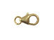 14K Gold-Filled 11x6.5mm Lobster Claw Trigger Clasp with Jump Ring