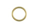 25 - 6mm 20 Guage Closed 14K Gold-Filled Jump Rings