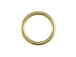 25 - 7mm 20 Guage Closed 14K Gold-Filled Jump Rings