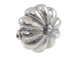 1  Sterling Silver 26x19mm Fancy Beads at bargain price