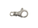 13.5mm Sterling Silver Swivel Lobster Claw Clasp