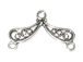 Sterling Silver Chandelier Earring Part